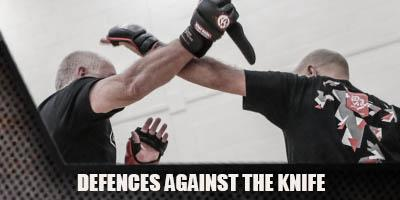 Dynamic Knife Defence Workshop