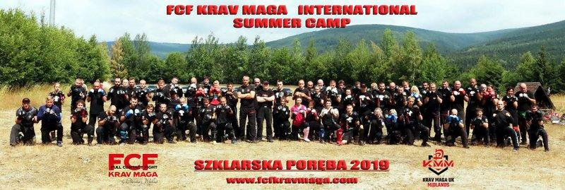 FCF International Summer Camp 2019 Poland