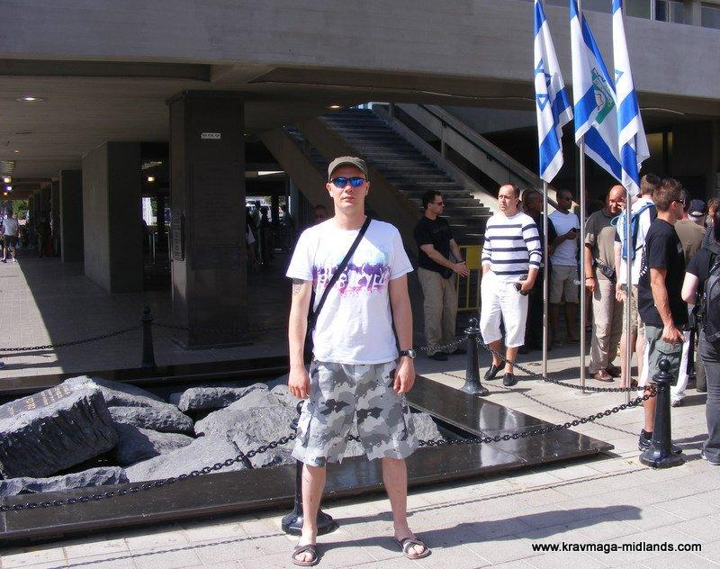 Tour and Train in Israel 2010