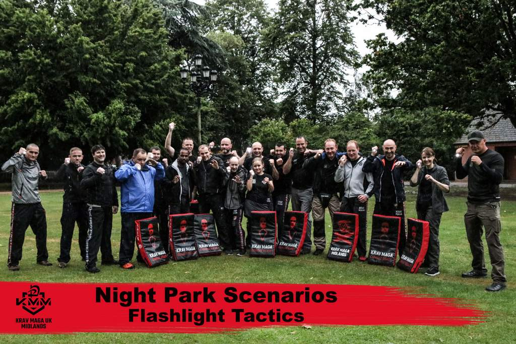 Tactical Flashlight Workshop